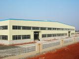 Structure en acier préfabriqués et portique Atelier (KXD-SSW155)