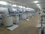 Linha de produção maquinaria de giro de giro de matéria têxtil do moinho de giro da linha da planta do fio de algodão/fio de algodão
