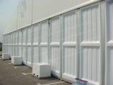 25m White ABS Hard Wall Tent for Restaurant Venue Eventos Culinários