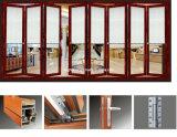 低いEガラスが付いている大きいBifoldドア