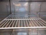 Réfrigérateur classique d'acier inoxydable d'utilisation d'hôtel de modèle