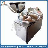 Cortador de recipiente la Carne de acero inoxidable para la producción de salchichas