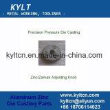 La lega dello zinco della pressofusione/metallo di Zamak che registra il perno