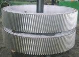 Engranaje helicoidal del OEM para la caja de engranajes, reductor