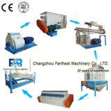 Машинное оборудование полного набора для фабрики животного питания