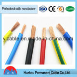 50mm2 para el cable de la soldadura o de transmisión para el aislante del conductor Rubber/PVC de los hilos de la máquina