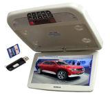 Busrv-10 дюйма крыше автомобиля на DVD с помощью аналогового ТВ, игра, FM, ИК-порт, часы, потолочная лампа факультативного