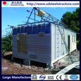 Faltbares Haus-faltendes Behälter-Fertighauptquebec-Bauvorhaben