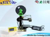 Mini imprimante de bureau en aluminium portative de la haute performance DIY 3D de Fdm avec de l'ABS de PLA