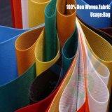 TNT Nonwoven Fabric/PP非編まれた袋の物質的なポリプロピレンによって回される結束非編まれたファブリック