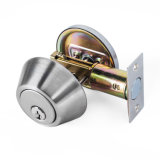Chrom Stainless Steel Deadbolt Door Lock Móveis Mortise Lock