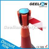 빨간 철회 가능한 소통량 콘 상품