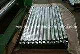 Feuille de toit en métal galvanisé ondulé