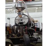 brûleur de café de machine de torréfaction de grain de café de la chaleur du gaz 200kg Industial