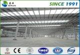 鉄骨フレームの構築の鉄骨フレームの構築のプレハブの倉庫