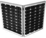 120W painel solar dobrável para acampamento com cabo de 7m