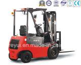 Forklift 1000-1750kg elétrico 4-Wheel