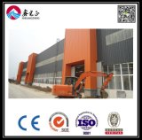 Taller prefabricado de la estructura de acero del fabricante profesional