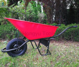Boa qualidade Paint Wheelbarrow Wheel Barrow