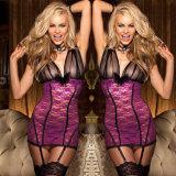Het goedkope Sexy Ondergoed van de Lingerie van de Vrouw van Nachthemden Rijpe