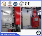 WC67K 100T/3200mm pressione o freio hidráulico da chapa de metal
