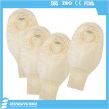 中国の製造者の二つの部分から成ったColostomy袋、最大切口57mm