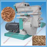 Moinho de madeira da pelota da fonte elétrica automática de Gemco da biomassa