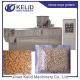 大豆の固まりのナゲットは蛋白質の押出機機械を細かく切り刻ぬ