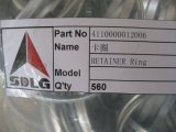 Sdlg LG936L 프런트 엔드 바퀴 로더는 Clamp/Retainer 반지 4110000012006를 분해한다
