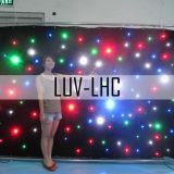 RGBW LED Gewebe-/LED-Stern-Trennvorhang-Tuch-/LED-Stern-Tuch