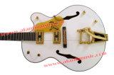 Afanti音楽空のボディスタイルのエレキギター(AGT-344)