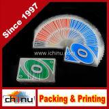 Plástico PVC Personalizadas Naipes (431001)