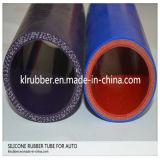 Tubo di gomma del radiatore a temperatura elevata del silicone per i ricambi auto