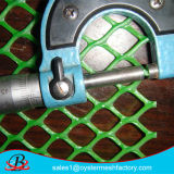 Maglia di plastica di protezione della conduttura della rete metallica dell'HDPE