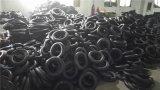 고품질 제조자 압축 공기를 넣은 고무 외바퀴 손수레 내부 관