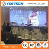 Grande modulo di pubblicità dell'interno della visualizzazione di LED di SMD (500*500mm/Unit)