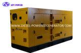 gerador Diesel do empreendimento misto de 165kVA 132kw com sistema refrigerando de água