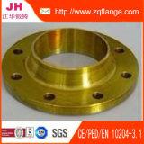 Standard-JIS 10k Beleg auf Rohr-Flansch