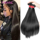 Tessuto brasiliano dei capelli umani dei capelli diritti dei capelli del Virgin superiore dei capelli di Yvonne