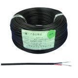 Recubierto de silicona fabricante profesional de cables eléctricos