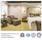 Moderne Hotel-Möbel mit Gastfreundschaft-Schlafzimmer-Set-Einrichtungsgegenständen (YB-829)