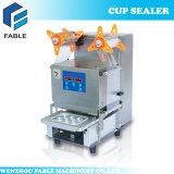 Máquina plástica automática da selagem do copo da máquina de embalagem do leite (FB480)