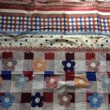 編まれたポリエステルファブリック顔料は寝具セットのために印刷した