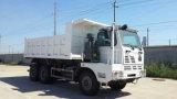 Cuerpo fuerte Sinotruk 20 Diesel cúbicos Camión Volquete de minería de datos