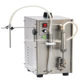 Máquina de Llenado de líquido de escritorio de boquilla doble Máquina de Llenado planta alimenticia