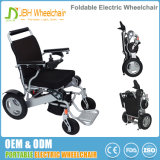 Облегченная складная кресло-коляска батареи лития электрическая с безщеточным мотором 250W