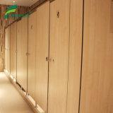 12mm kundenspezifischer Fußboden zur Decken-HPL Vorstand-Toiletten-der Partition Tür-Toiletten-des Vertrags-HPL