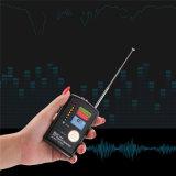 Anti-Tracking探知器によって隠されるスパイのカメラのシグナルRFの探知器の反盗聴のフルレンジの万能の無線電信GPS CCTVのシグナルIPレンズGSMレーザーをマルチ使用しなさい