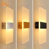 Fabricado en China LÁMPARA DE LED 3W de luz interior de la pared de montaje