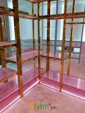 Materiais de placa de resina colorida 126